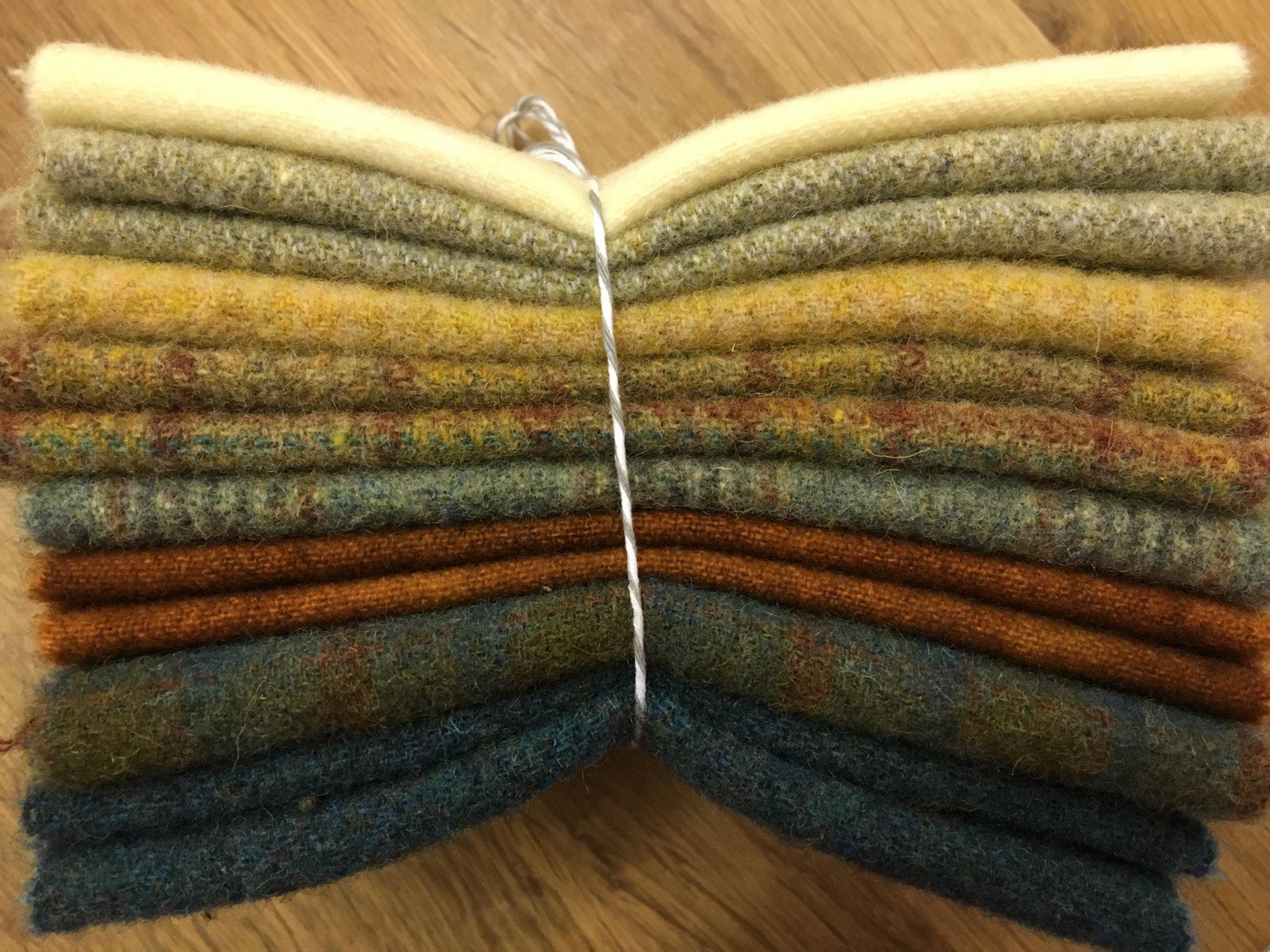 Mad for Plaid Wool Bundle