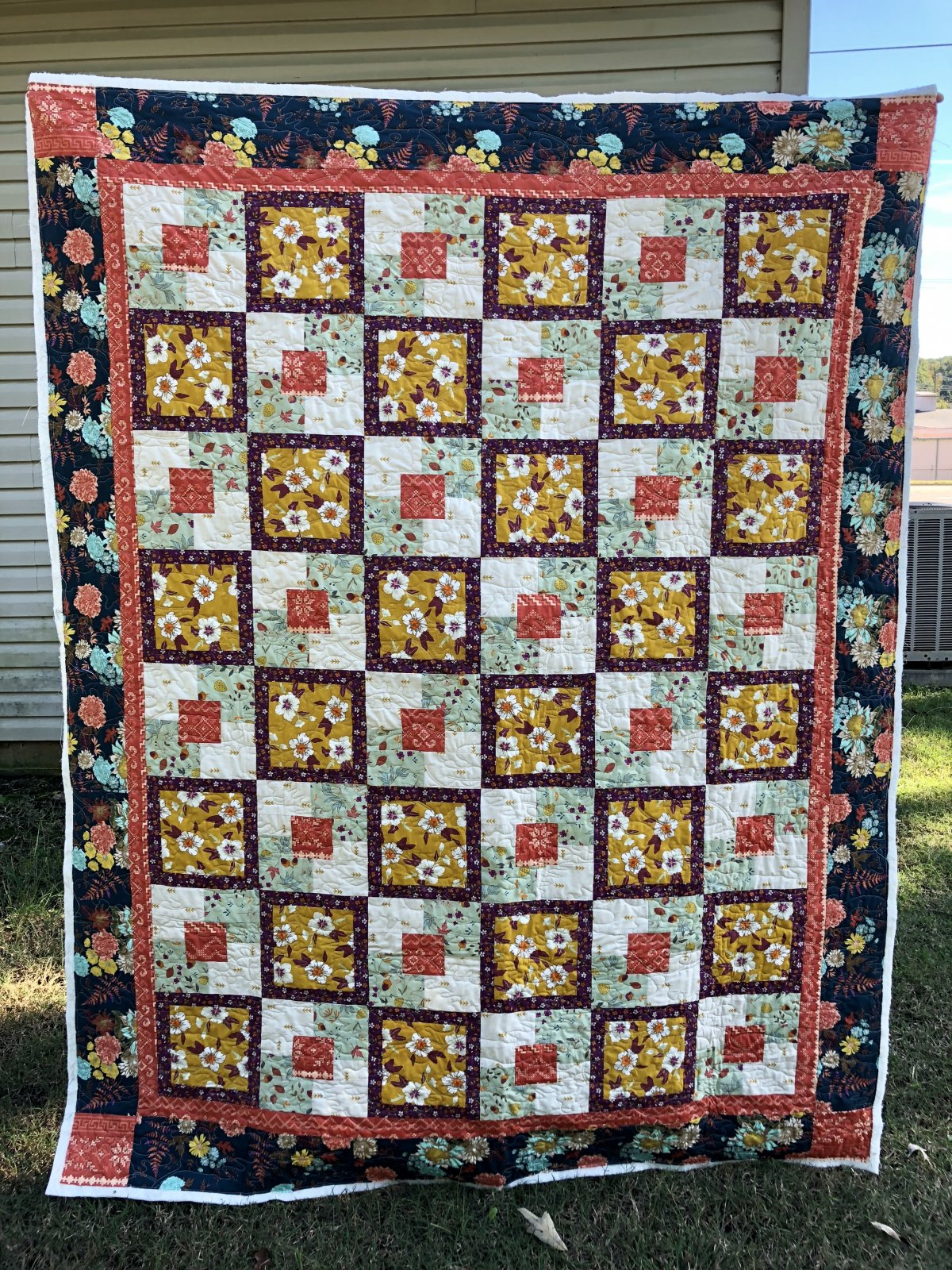 Autumn Vibes Quilt Kit
