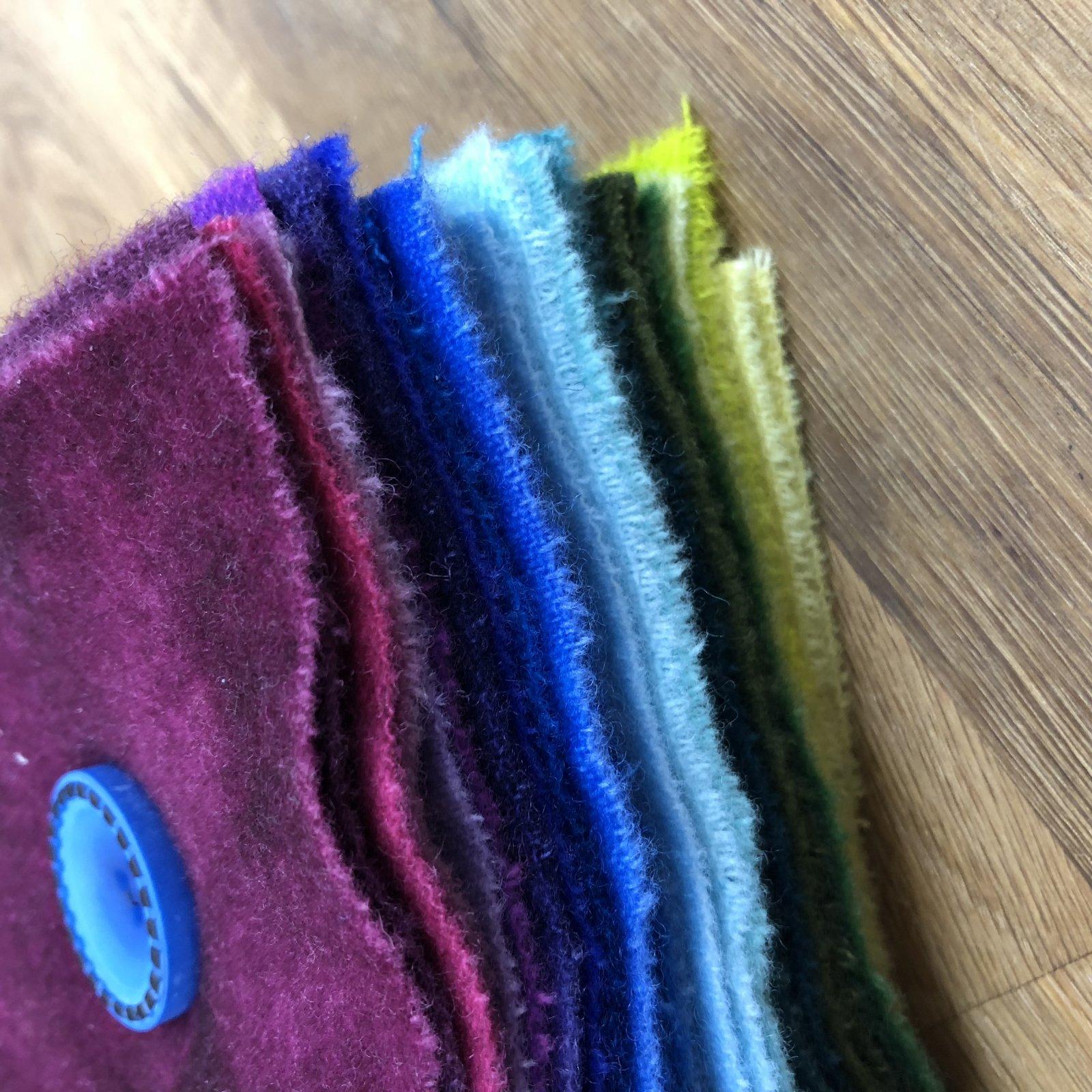 Cool Wool 5 Squares