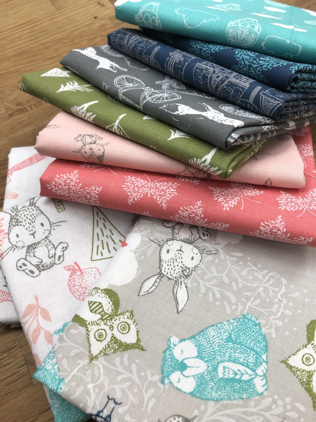 Little Thicket Fat Quarter Bundle