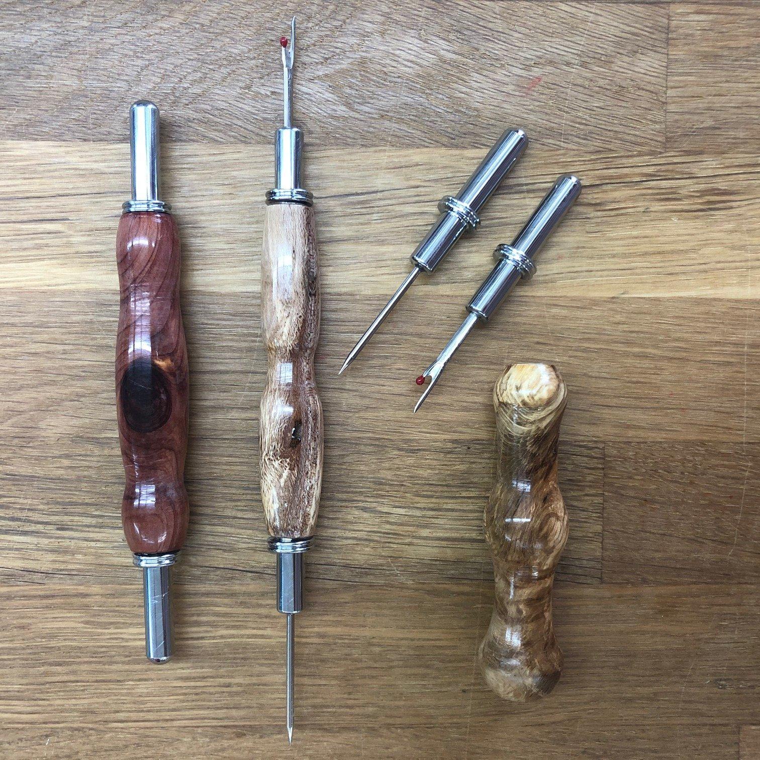 Handmade Stiletto & Seam Ripper Duo