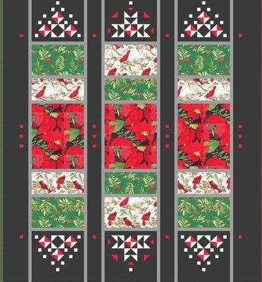 Jubilant Song Quilt Kit