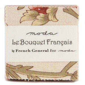 Le Bouquet Francais Mini Charm