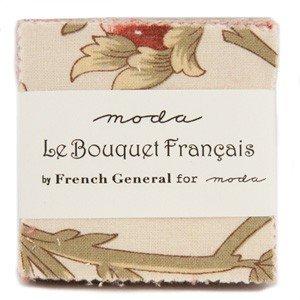 Le Bouquet Francais Mini Charm