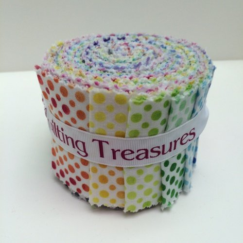 Ombre Dots Junior Jelly Roll