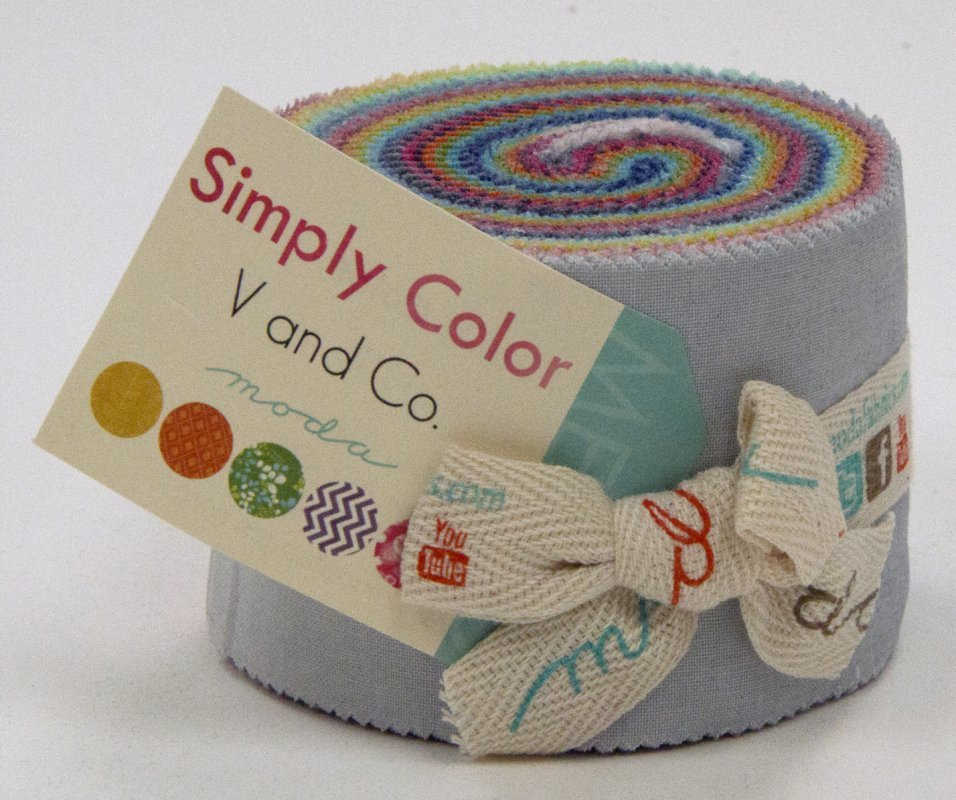Simply Color Jr. Jelly Roll