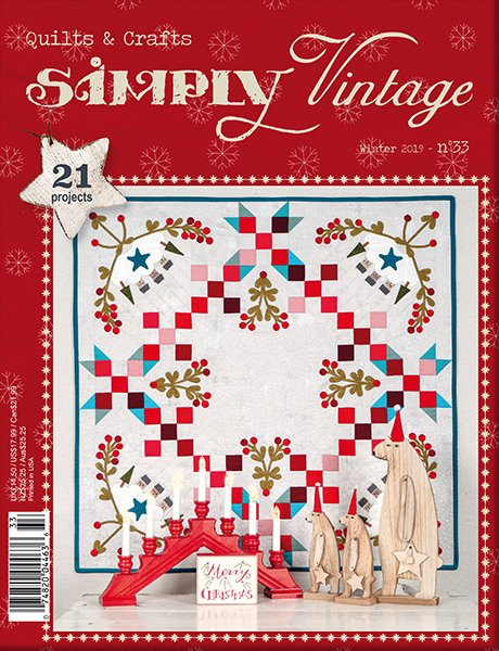 Simply Vintage Magazine No. 33 - Winter 2019
