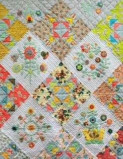 The Aunt's Quilt Pattern