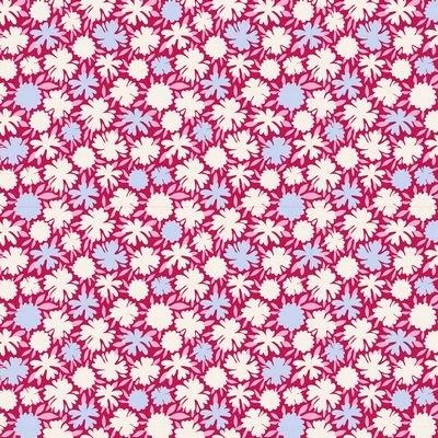 Bird Pond - PomPom Raspberry