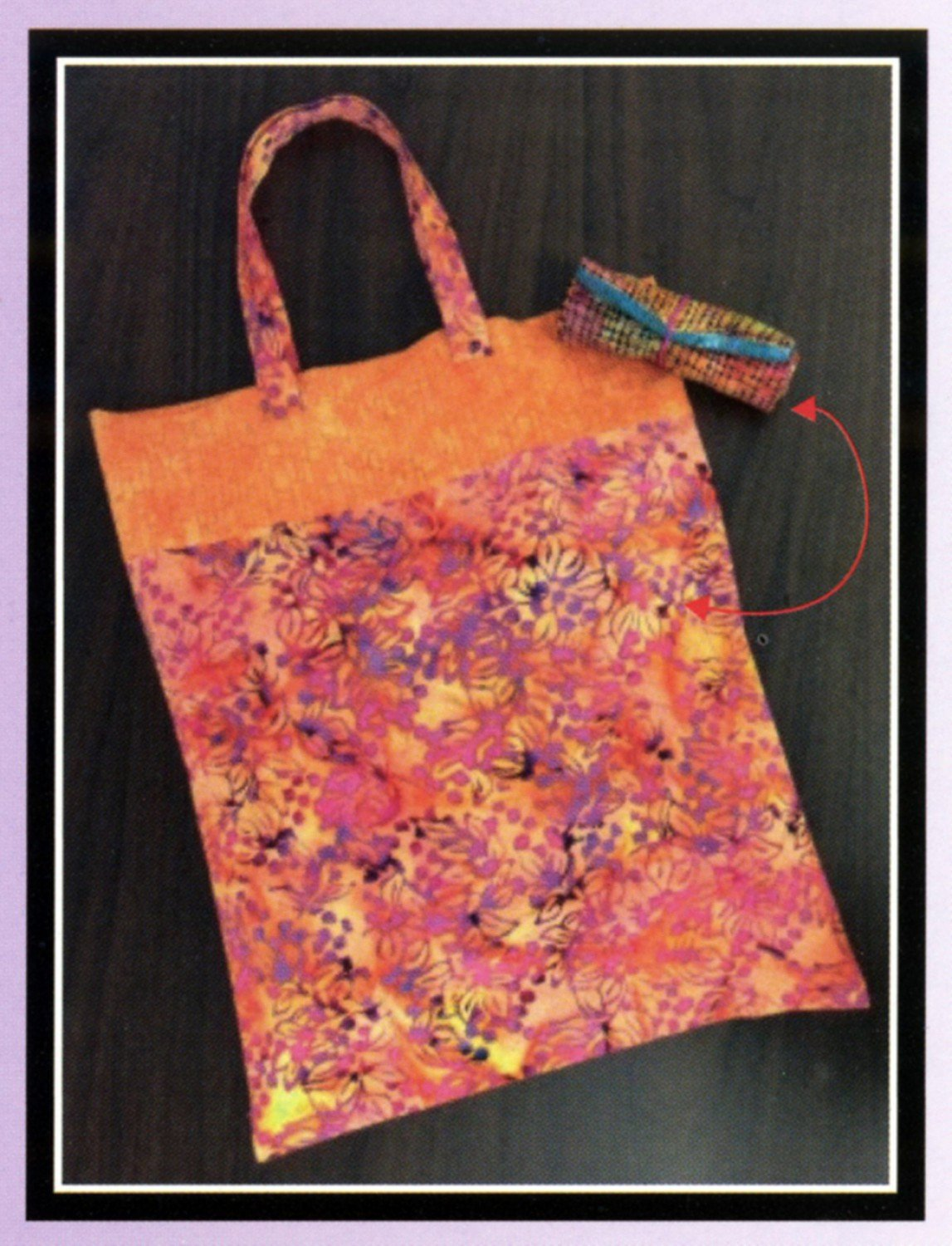 Stow & Go Tote Project Sheet
