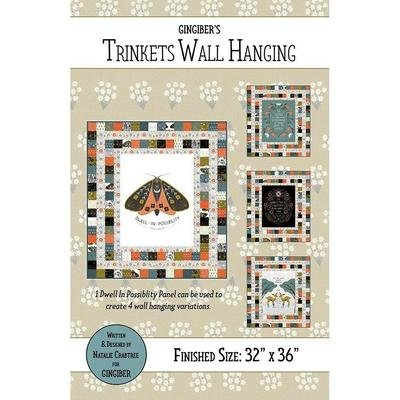 Trinkets Wall Hanging Quilt Kit