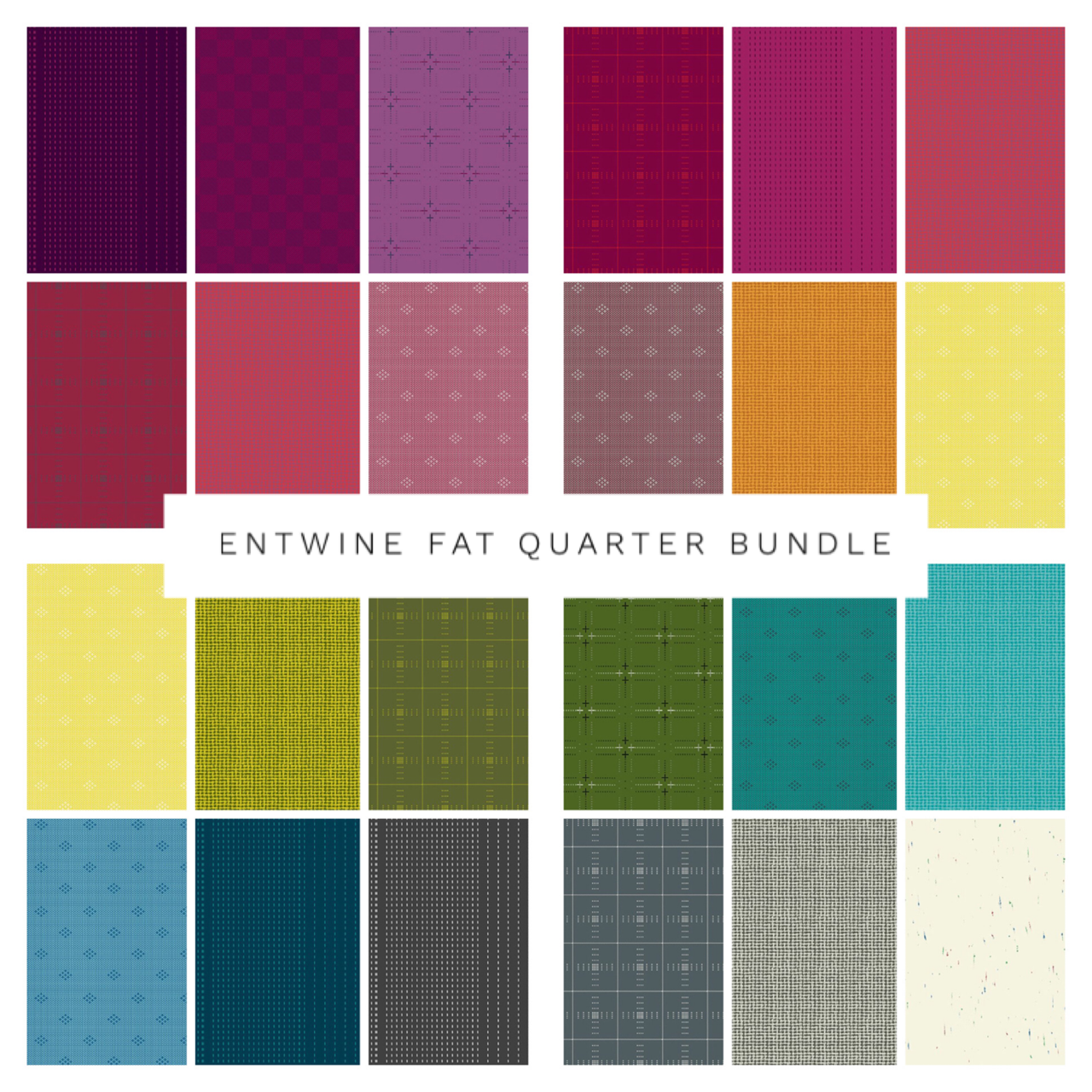 Entwine Fat Quarter Bundle