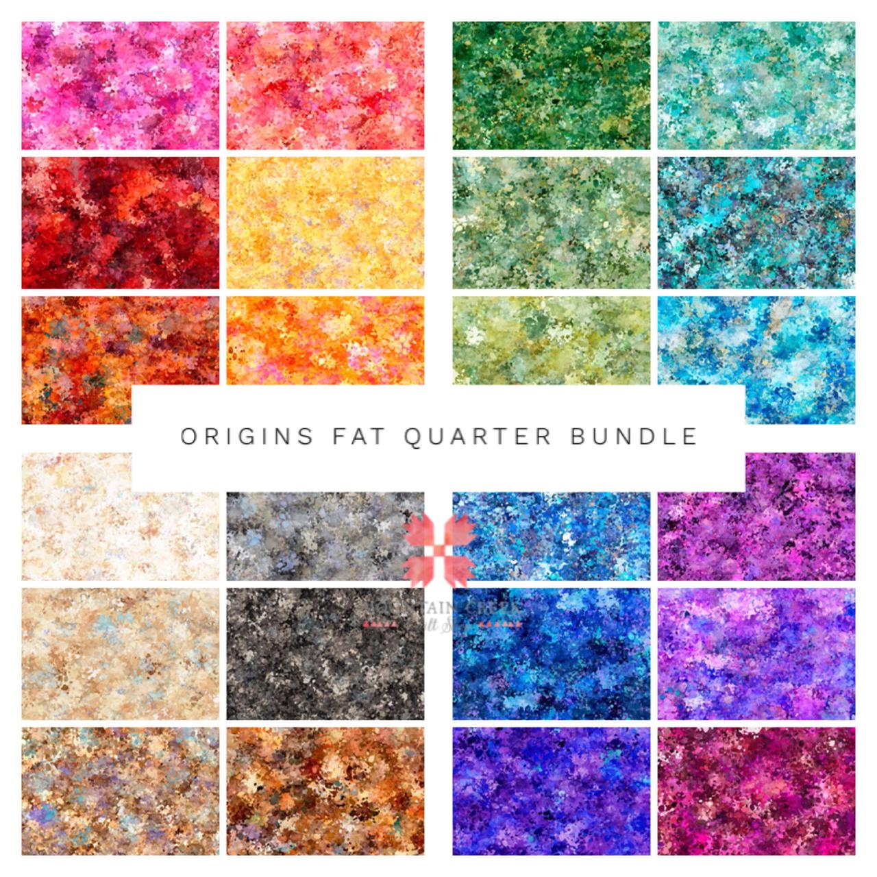 Origins Fat Quarter Bundle