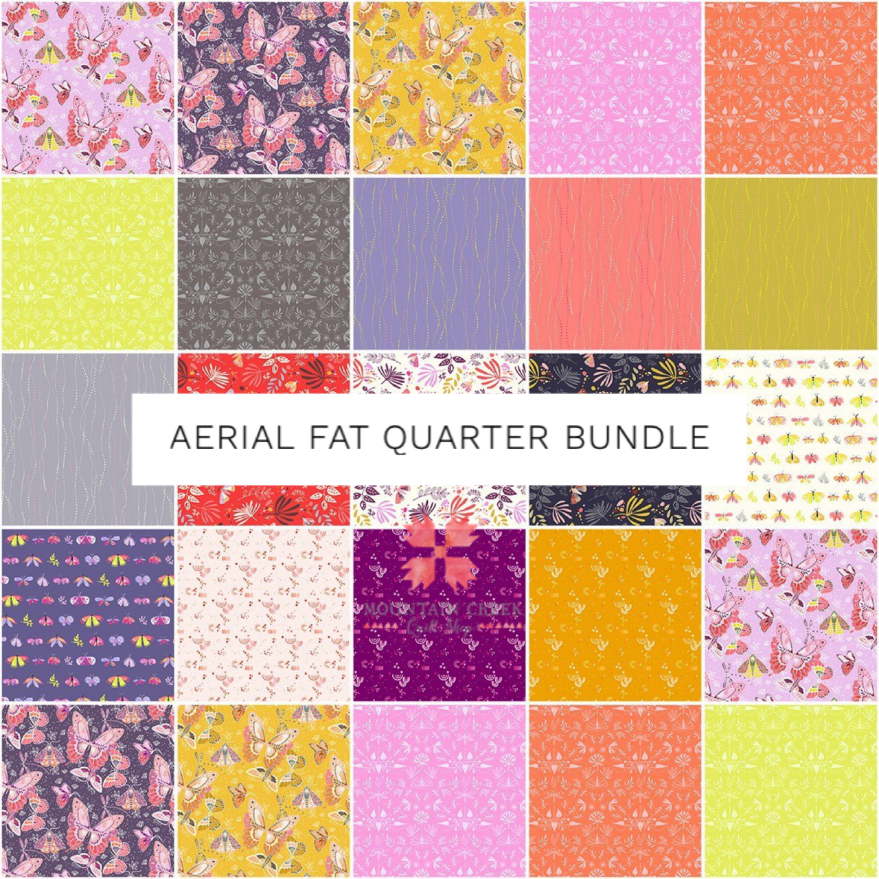 Aerial Fat Quarter Bundle