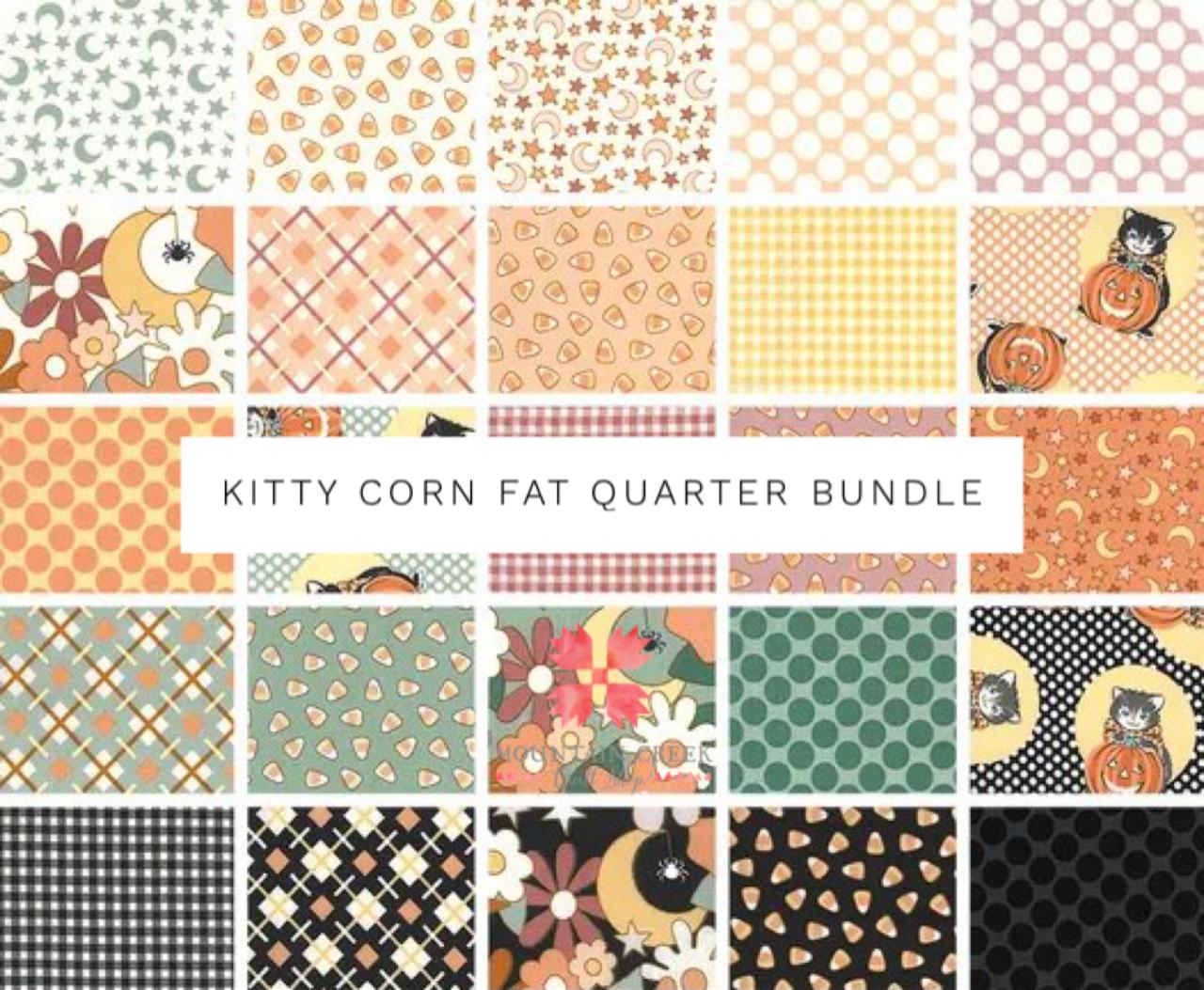 Kitty Corn Fat Quarter Bundle