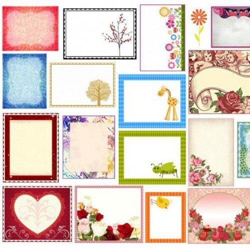 Milvale Quilt Label Panel - Color