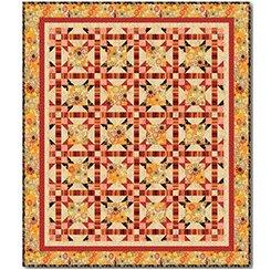 Mozambique Quilt Pattern