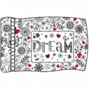 Sew Colorful Pillowcase