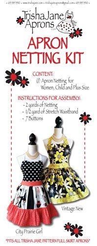 Apron Netting Kit Women  Plus