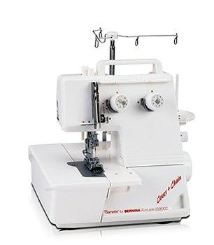 Bernette 009DCC Cover and Chain Stitch Machine