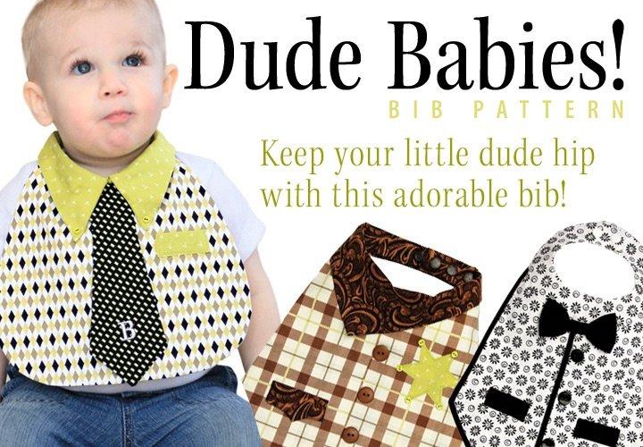 Dude Babies Pattern