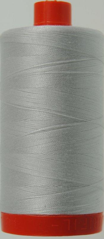 Aurifil 50 wt. Piecing Thread-2021 Off White