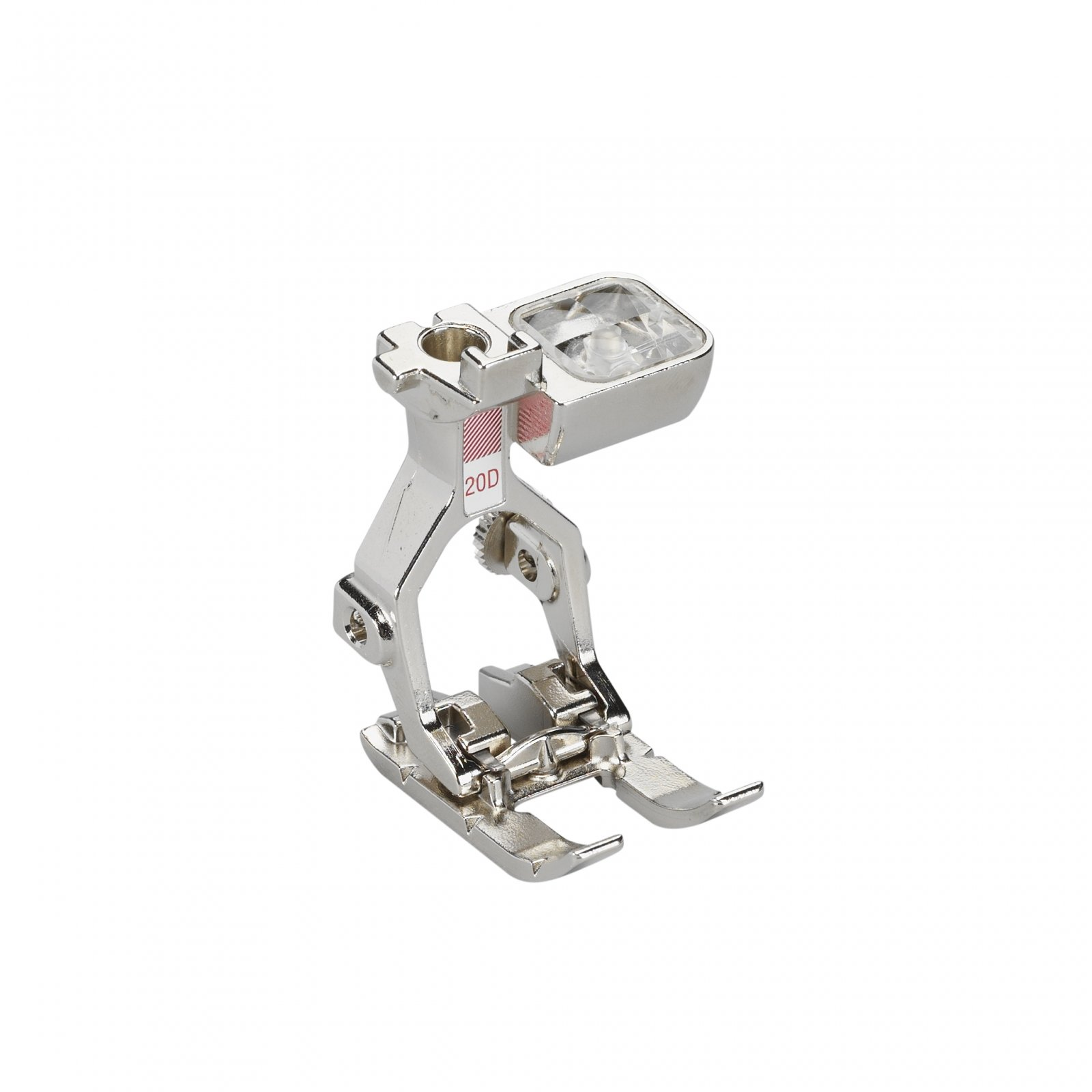 Foot #20D Open Embroidery Dual Feed, Classic