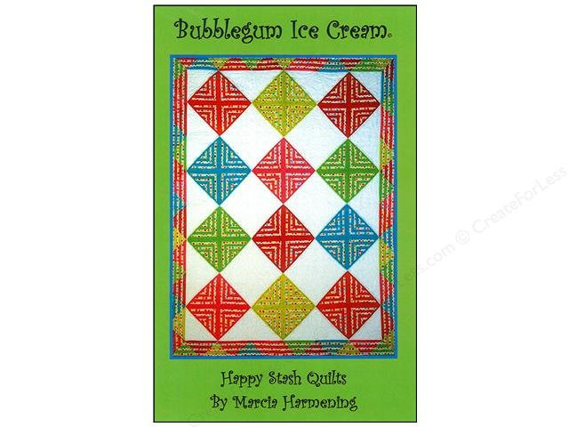 Bubblegum Ice Cream Pattern