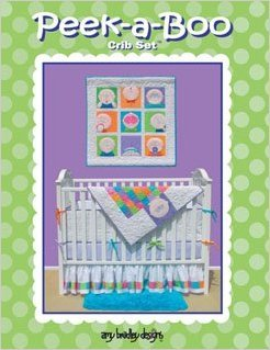 Peek-A-Boo Crib Skirt Pattern
