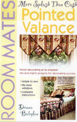 Pointed Valance Pattern