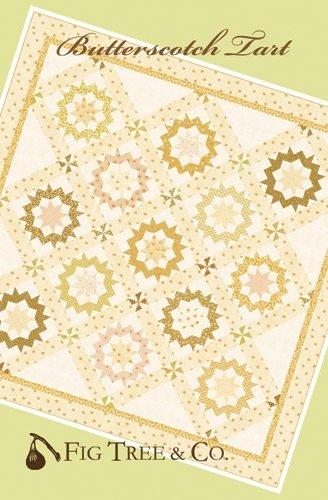 Butterscotch Tart Pattern