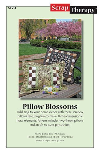 Pillow Blossoms Pattern