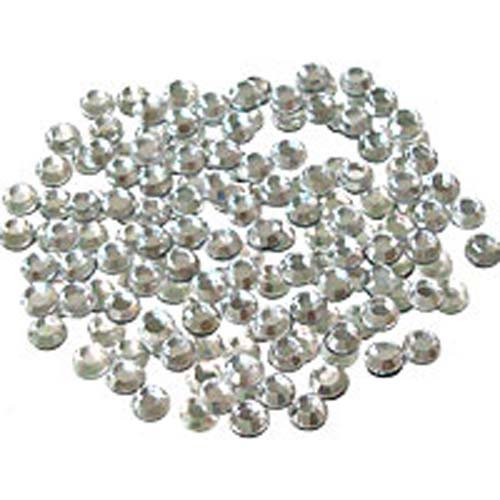 Hot Fix Crystals 10SS (3mm) - Crystal