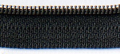 14 Inch Zipper- Basic Black
