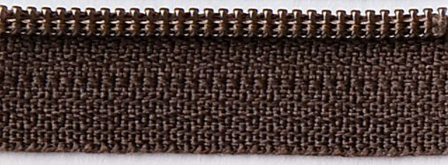 14 Inch Zipper - Black Walnut