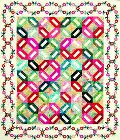 Sitka Rose Pattern