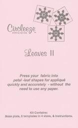 Circleeze Leaves II Templates