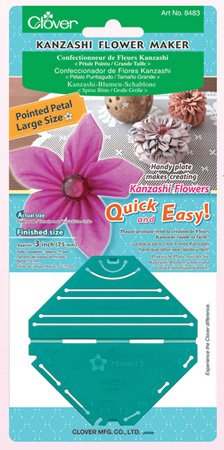 Kanzashi Flower Maker-Pointed Petal-Large