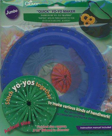 Quick Yo Yo Maker- Jumbo Round