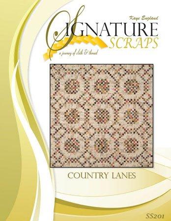 Signature Scraps Pattern- Country Lanes