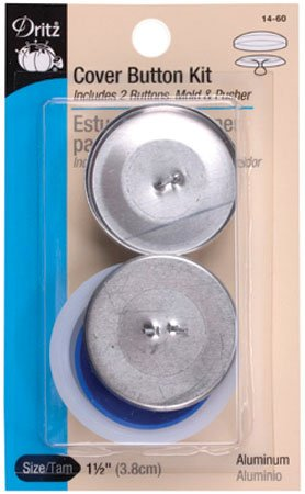 Cover Button Kit size 60