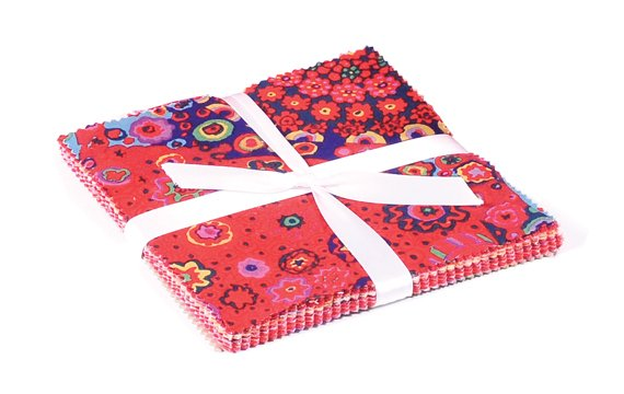 Kaffe Classic Charm Pack-Red