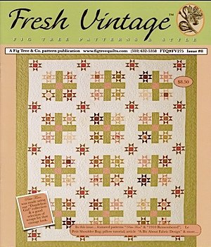 Fresh Vintage #8 Pattern