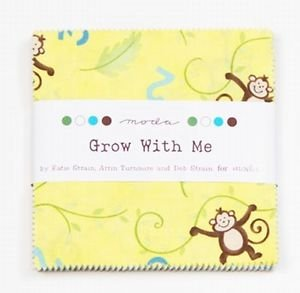 Grow With Me Flannel Charm Pack