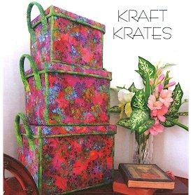 Kraft Krates Pattern