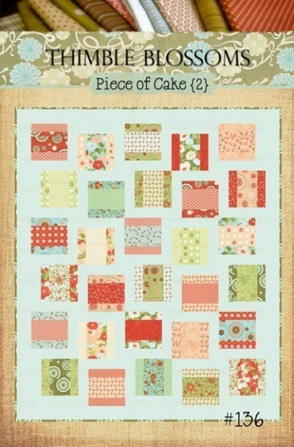 Piece of Cake 2 Pattern