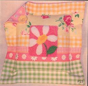 Spring Daisy Pattern
