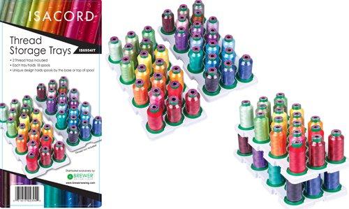 Isacord Thread Trays 2ct