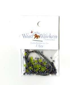 Embellishment Kit Wind In The Whiskers- I Spy