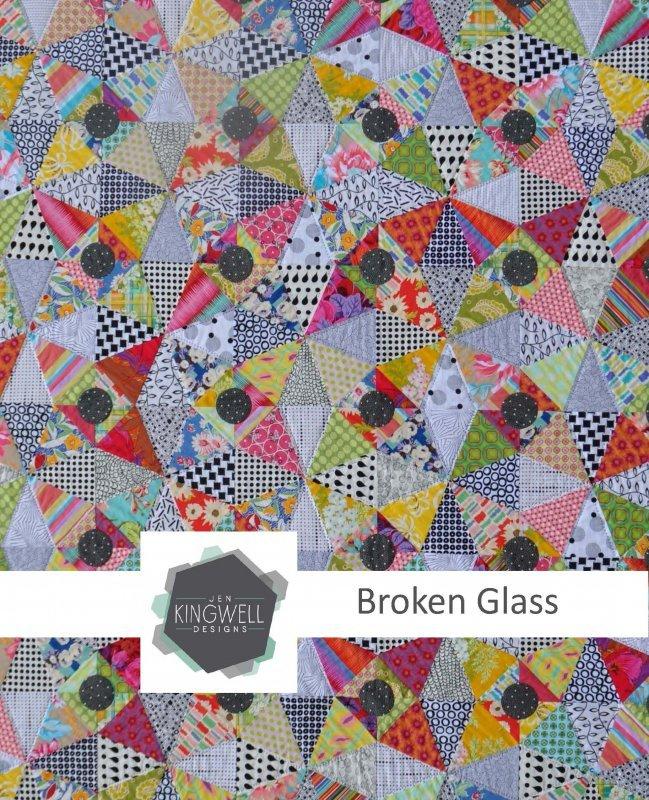 Broken Glass Pattern